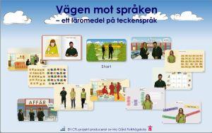 Vägen mot språken 1